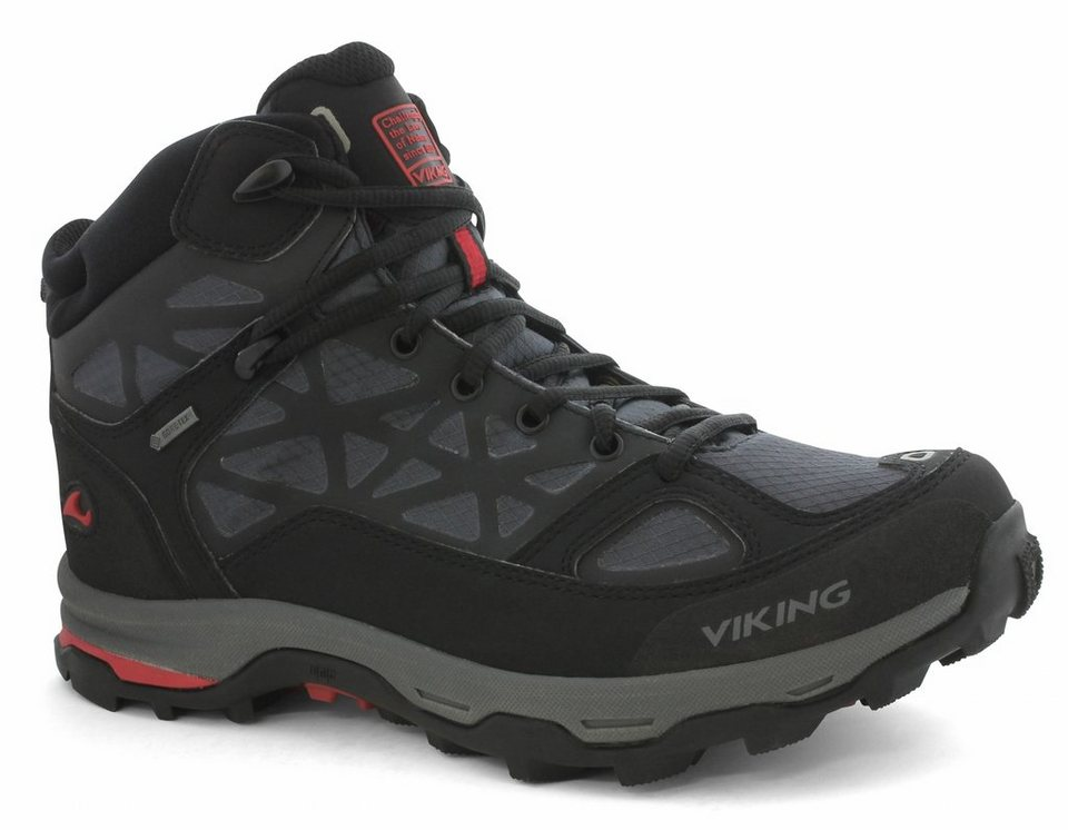 VIKING Halbschuhe »Ascent GTX Shoes Junior« in schwarz