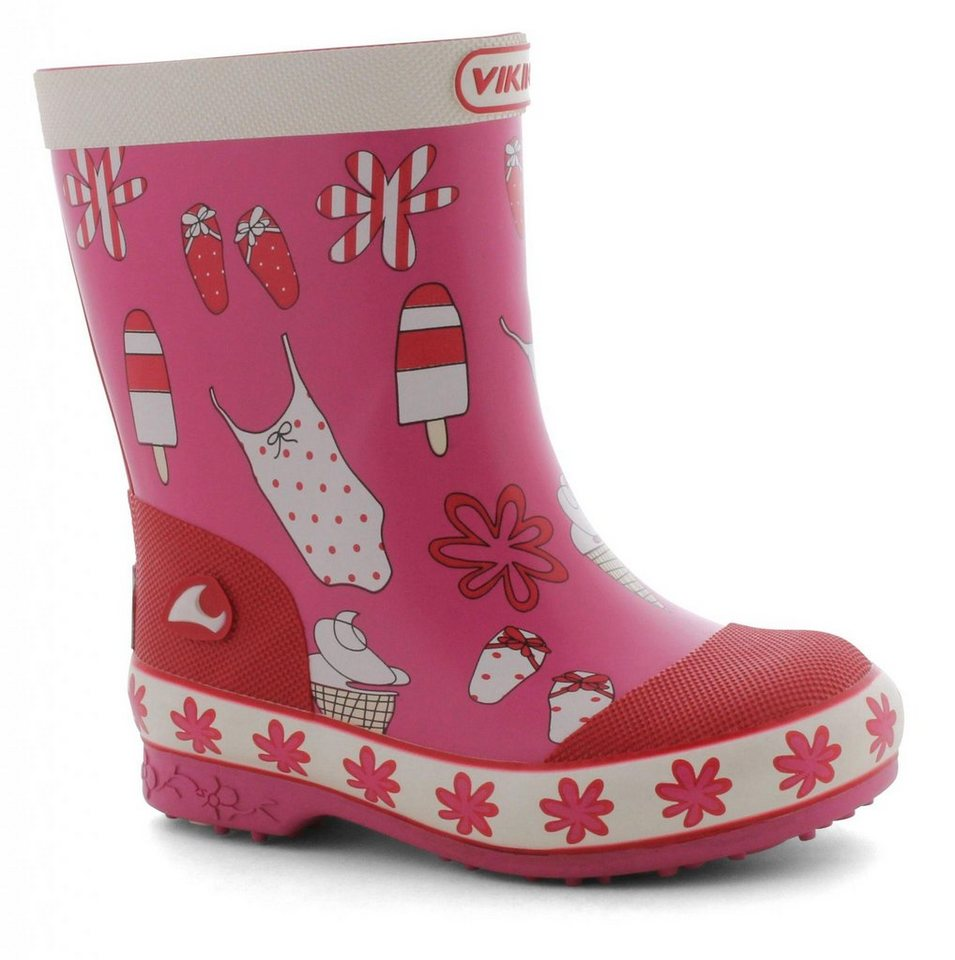 Viking Stiefel »Sol Boots Kids« in pink