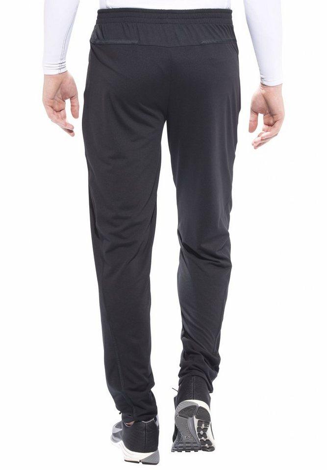 asics Laufhose »Knit Pant Men« in schwarz