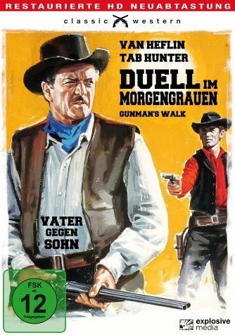 DVD »Duell im Morgengrauen - Gunman's Walk«