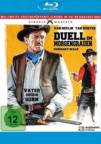 Blu-ray »Duell im Morgengrauen«