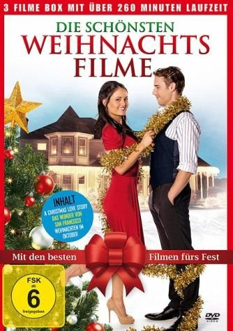 dvd die sch nsten weihnachtsfilme online kaufen otto. Black Bedroom Furniture Sets. Home Design Ideas