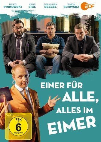 DVD »Einer für alle, alles im Eimer«