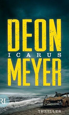 Gebundenes Buch »Icarus / Bennie Griessel Bd.5«