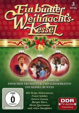 DVD »Ein bunter Weihnachtskessel (3 Discs)«