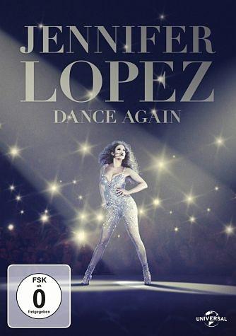DVD »Jennifer Lopez - Dance Again (OmU)«