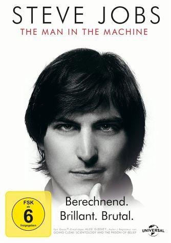 DVD »Steve Jobs: The Man in the Machine«