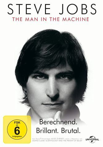 DVD »Steve Jobs: The Man in the Machine«