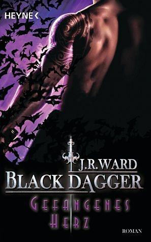 Broschiertes Buch »Gefangenes Herz / Black Dagger Bd.25«