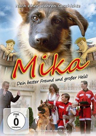 DVD »Mika - Dein bester Freund und großer Held!«