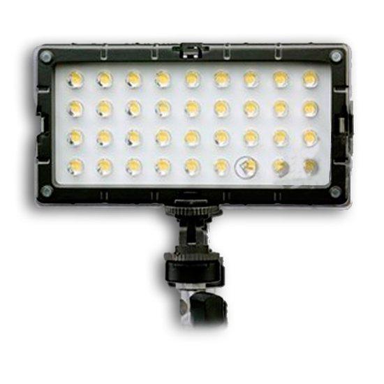 Bresser Fotostudio »BRESSER S-8 LED-Beleuchtung 18W-275W + 2 Akkus«