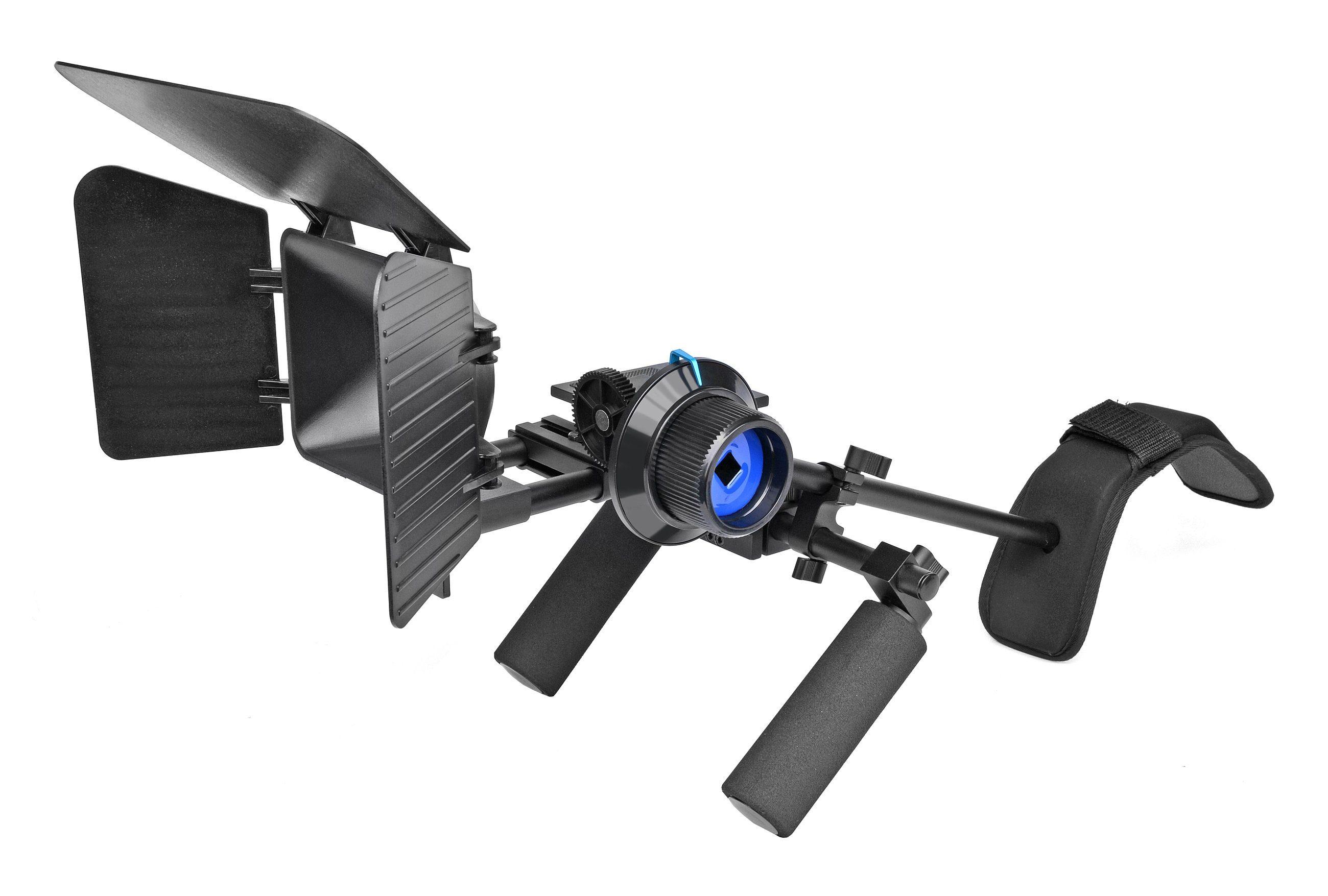 BRESSER Fotostudio »BRESSER DSLR Schulterstativ für Canon/Nikon«