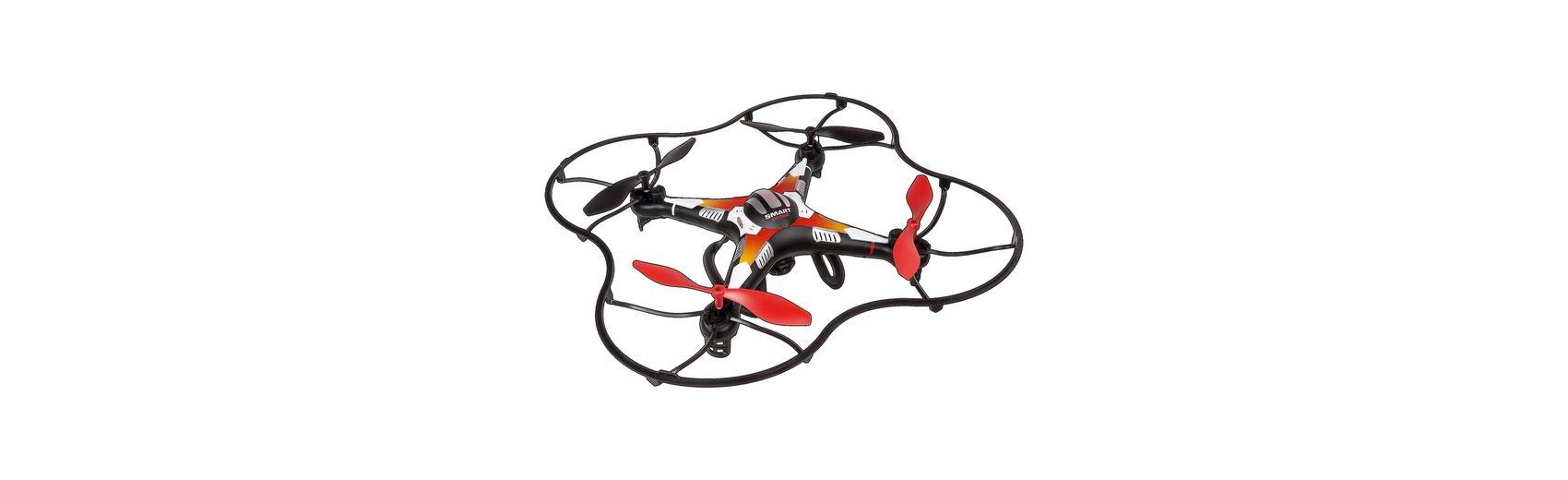 Silverlit RC Quadrocopter Gear2Play Smart Drone 2,4 GHz mit Kamera und