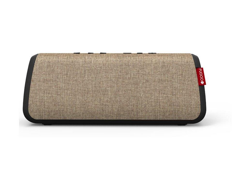 Fugoo Bluetooth Lautsprecher »Style XL« in natur