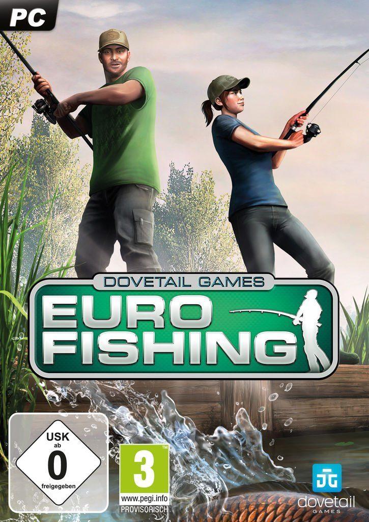 Astragon PC - Spiel »Dovetail Games: Euro Fishing«