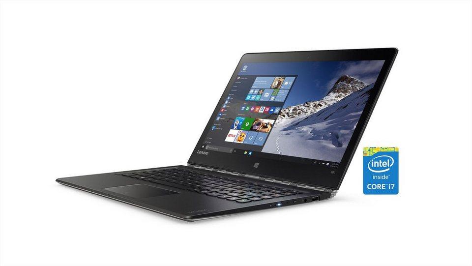 "LENOVO Yoga 900-13ISK Convertible »Intel Core i7, 33,8cm (13,3""), 512 GB SSD, 8 GB« in silber"