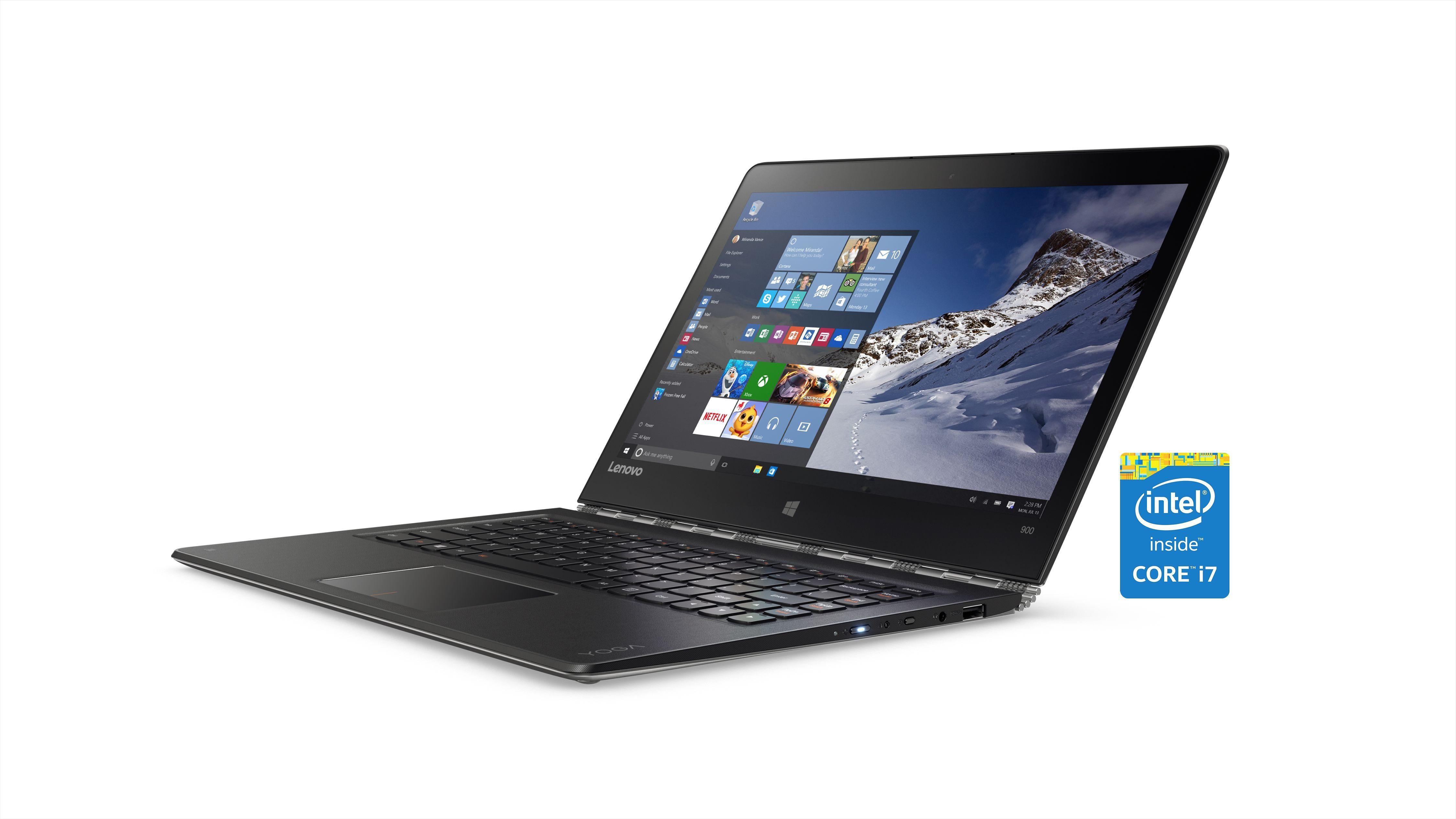 "LENOVO Yoga 900-13ISK Convertible »Intel Core i7, 33,8cm (13,3""), 512 GB SSD, 8 GB«"
