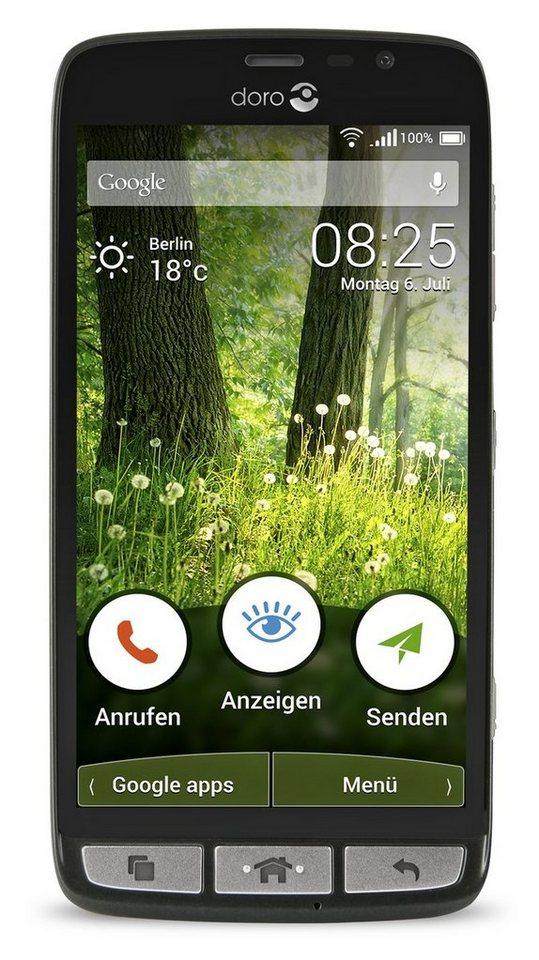 Doro Smartphone »Liberto 825« in Schwarz