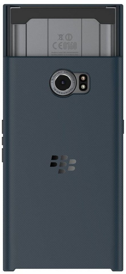 BlackBerry Handyhülle »Slide-out Hard Shell Cover für Priv« in Dunkelblau