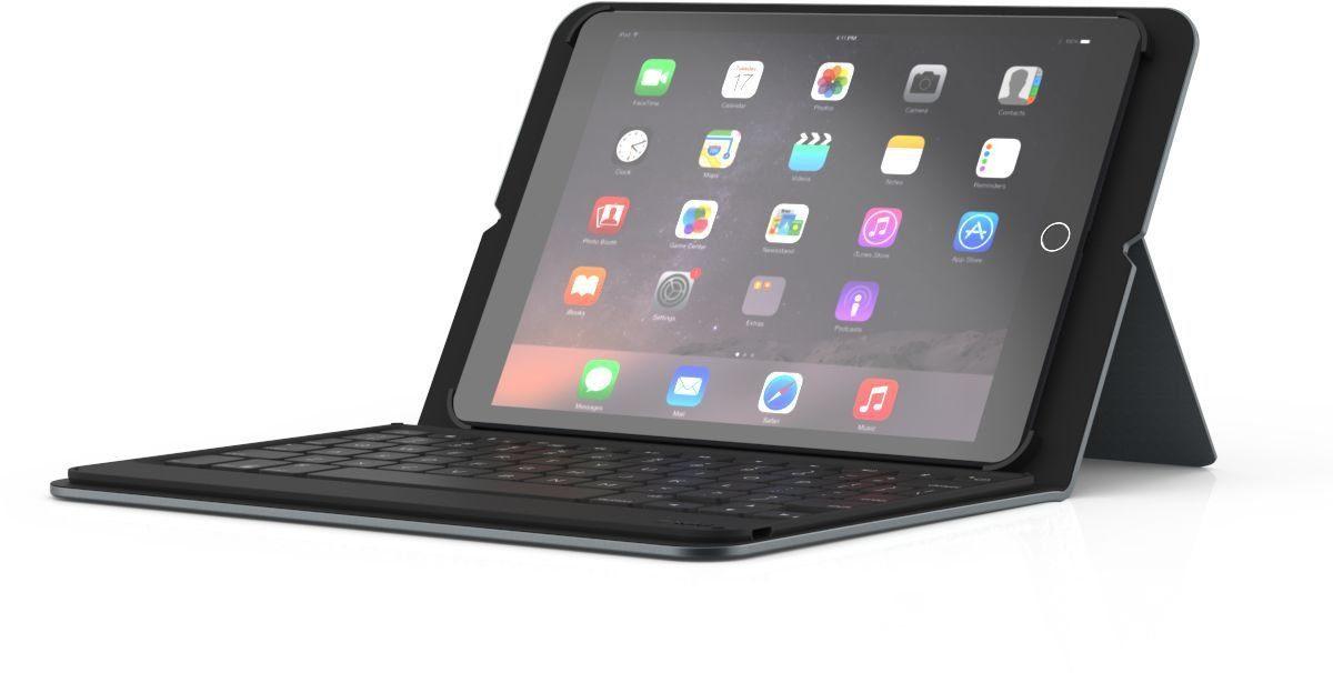ZAGG Tablettasche »Messenger Folio Keyboard für iPad Air/ Air2«