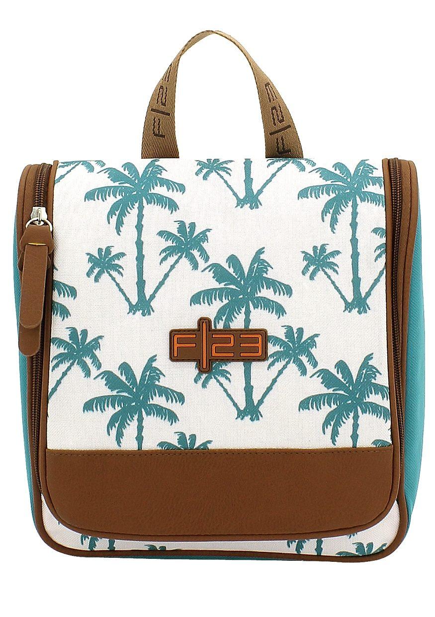 F23™, Kulturbeutel zum Aufhängen, »Palm«