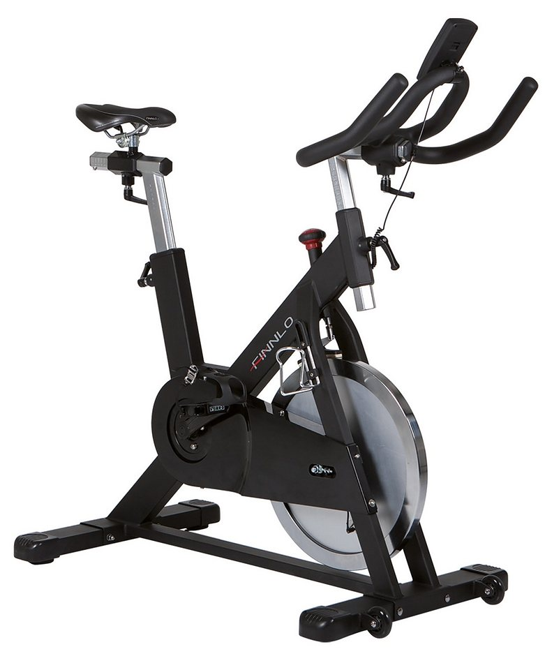 Finnlo by Hammer Indoor Cycle Racer Bike, »CRS 2« in anthrazit-chrom