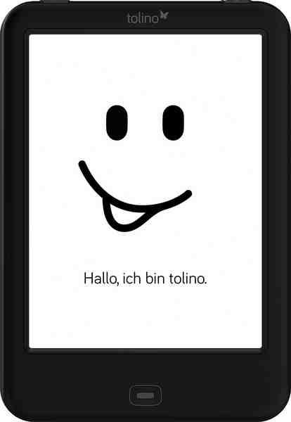 """Tolino Shine 2 HD E-Book (6"""", 4 GB)"""