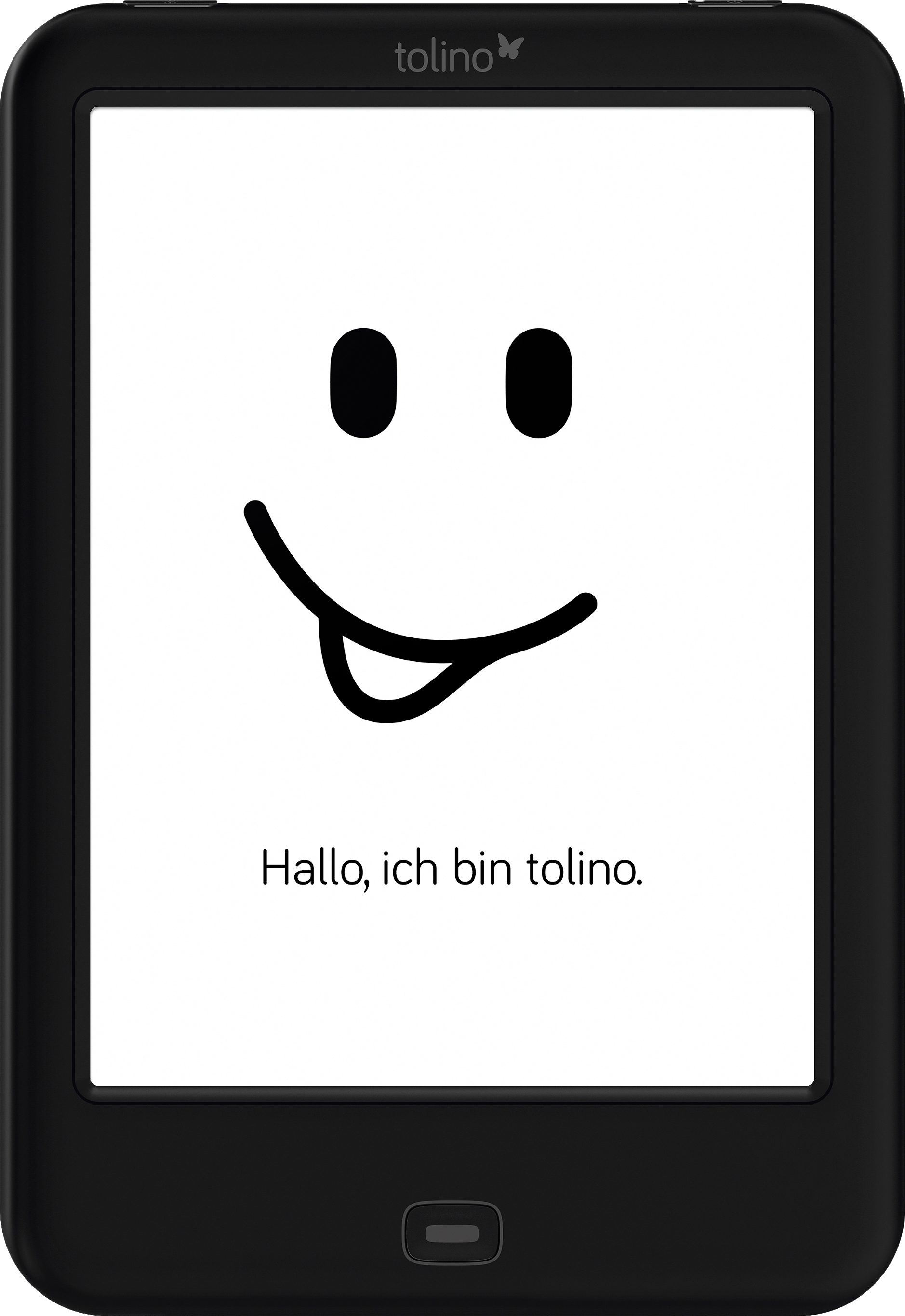 Tolino Shine 2 HD E-Book-Reader, Freescale i.MX6, 15,2 cm (6 Zoll), 512 MB