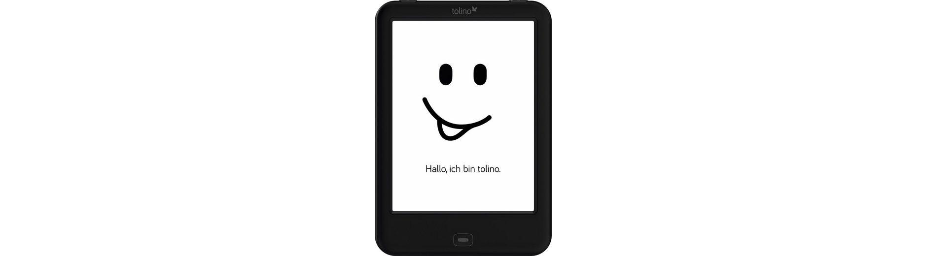 Tolino Shine 2 HD E-Book-Reader, Freescale i.MX6, 15,2 cm (6 Zoll), 512 MB