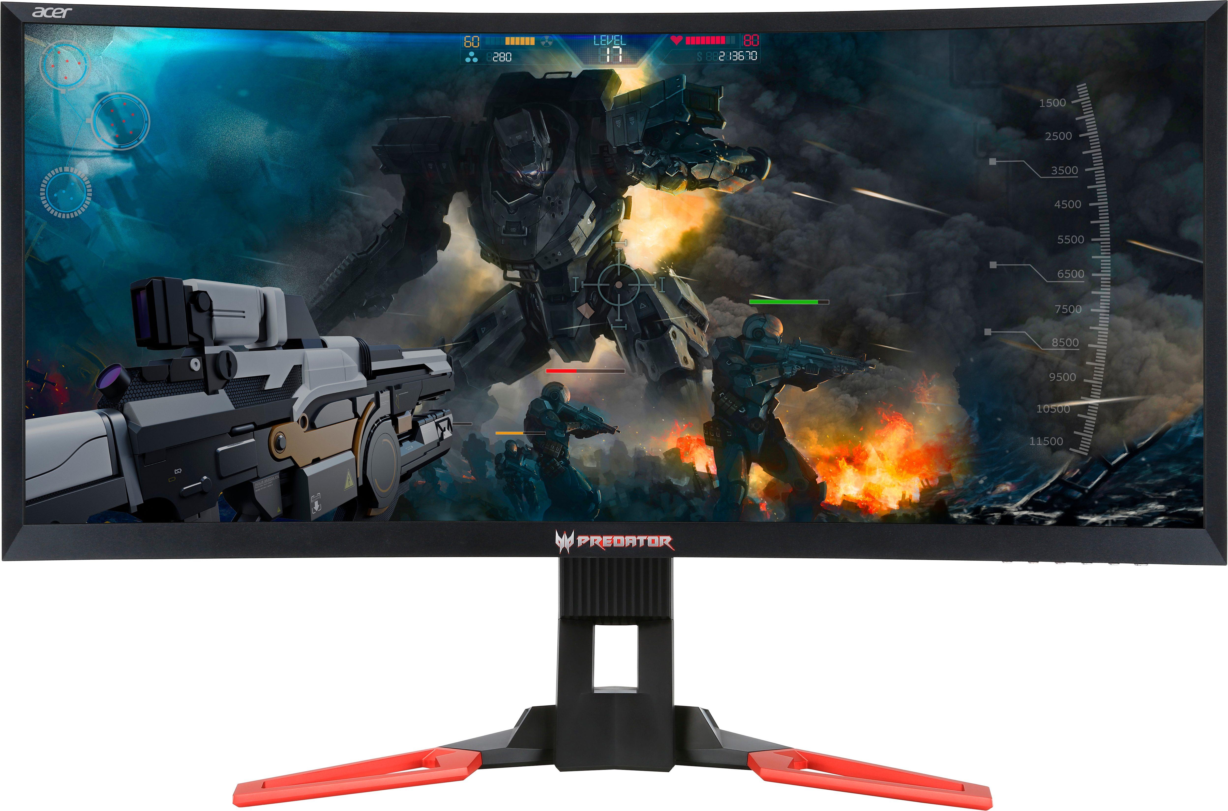 Acer Predator Z35 LCD-Monitor, 89 cm (35 Zoll), 2560 x 1080, 21:9