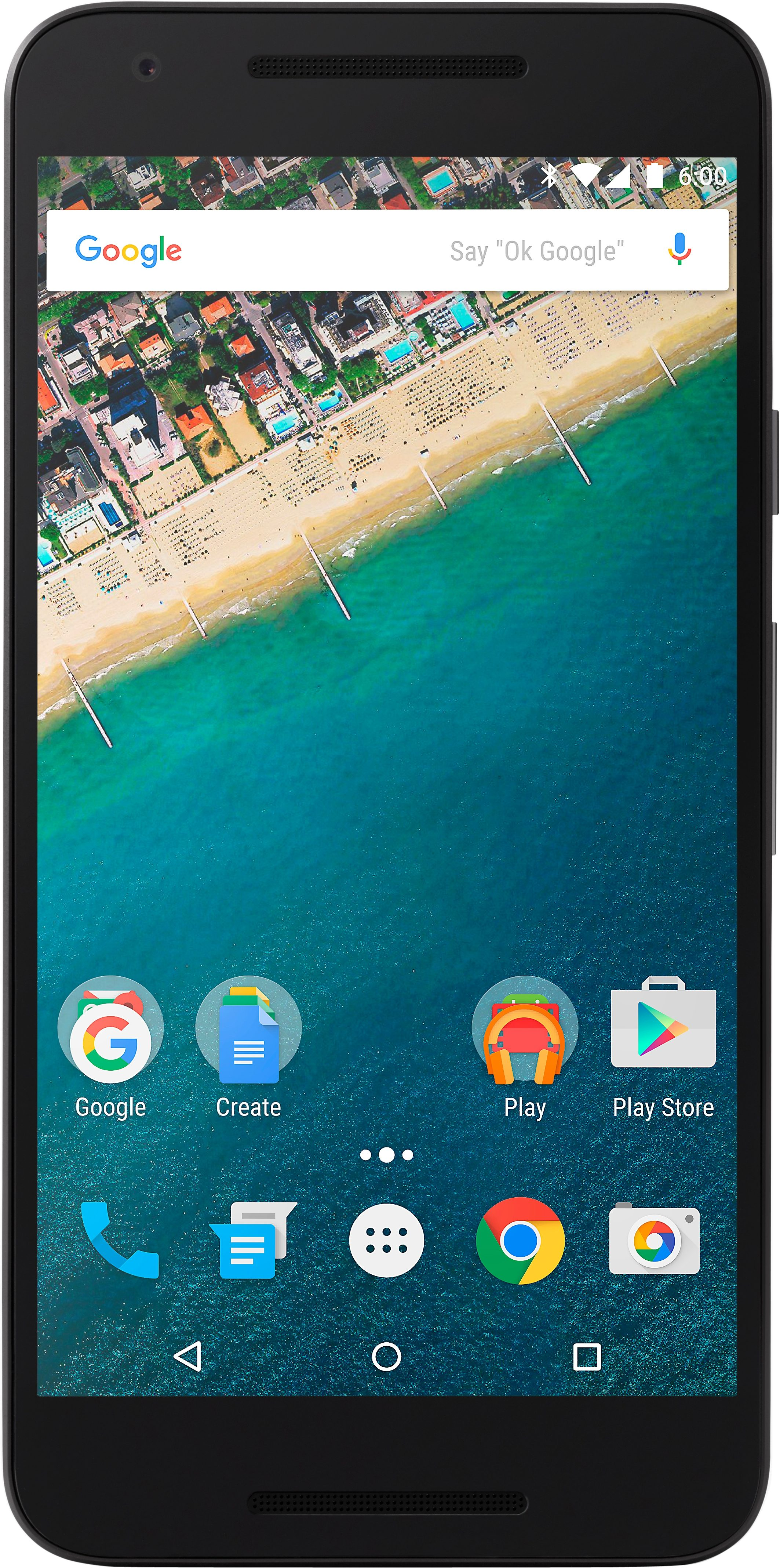 LG Nexus 5X 32GB Smartphone, 13,2 cm (5,2 Zoll) Display, LTE (4G), Android 6.0 (Marshmallow)