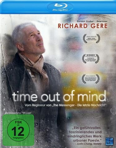 Blu-ray »Time Out of Mind«