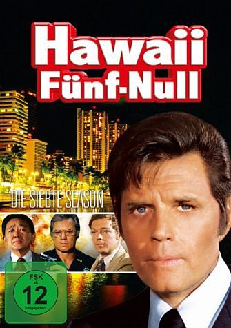 DVD »Hawaii Fünf-Null – Season 7«