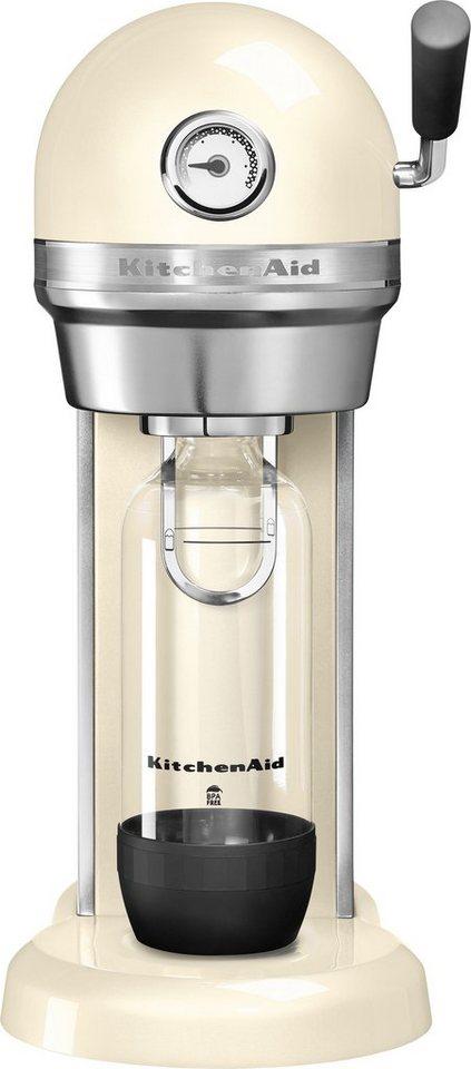 KitchenAid® Artisan Soda Stream 5KSS1121AC crème in crème