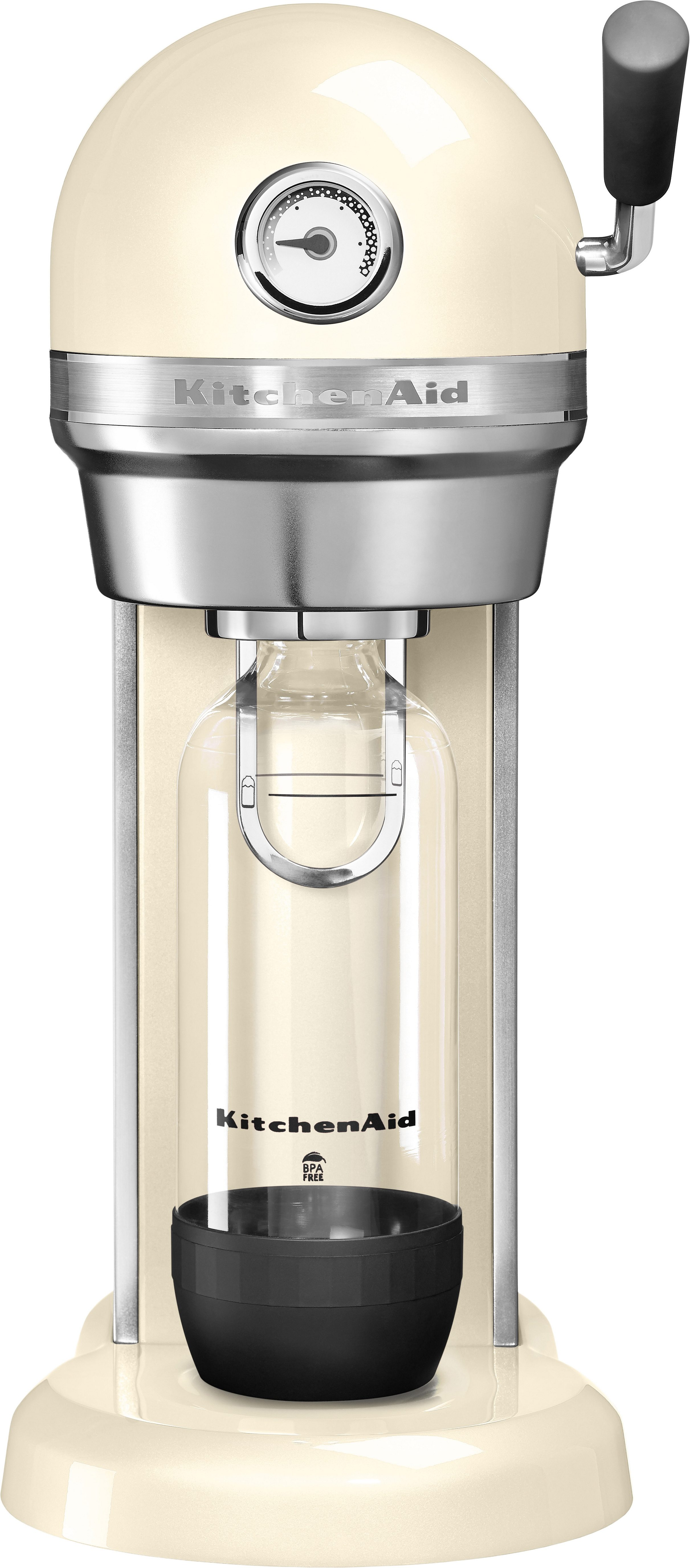 KitchenAid® Artisan Soda Stream 5KSS1121AC crème