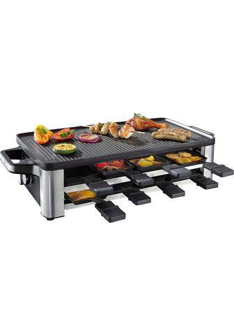 Raclette LONO 8 Raclettepfännchen...