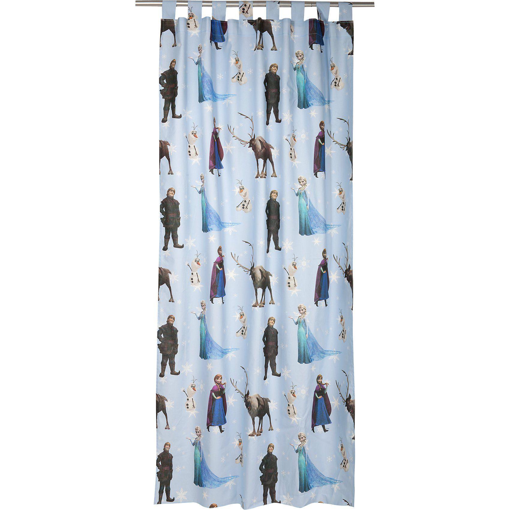 Vorhang Frozen, 140 x 250 cm