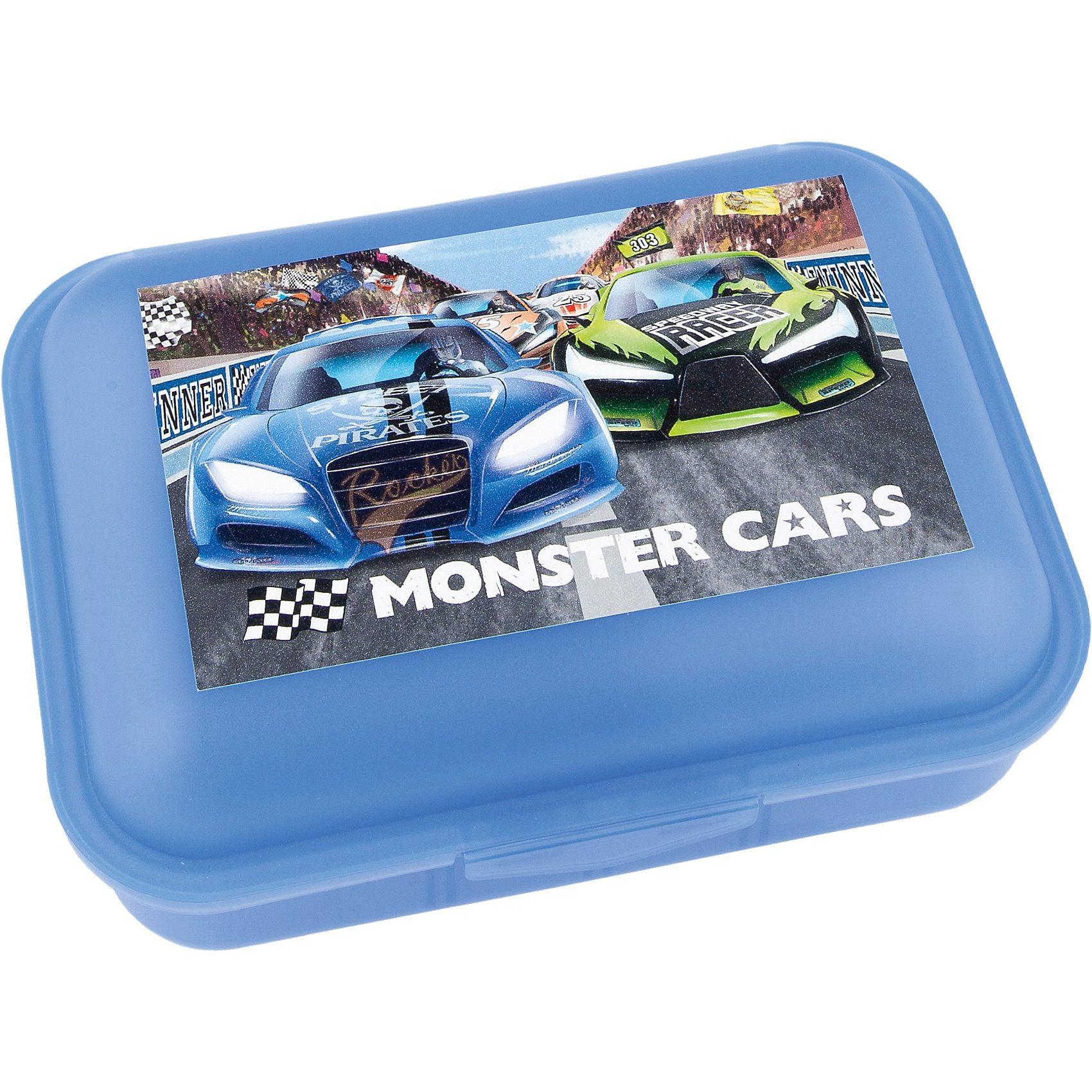 Depesche Brotdose Monster Cars, sortiert