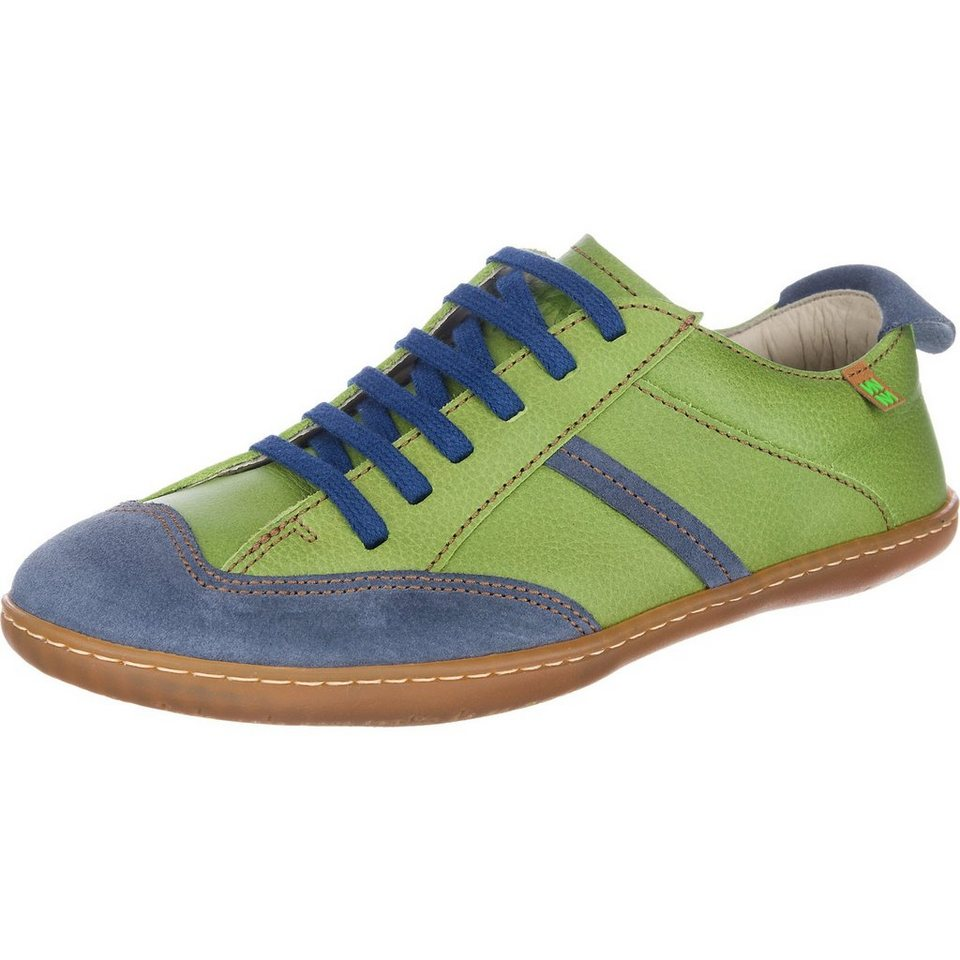 EL NATURALISTA El Viajero Sneakers in grün-kombi