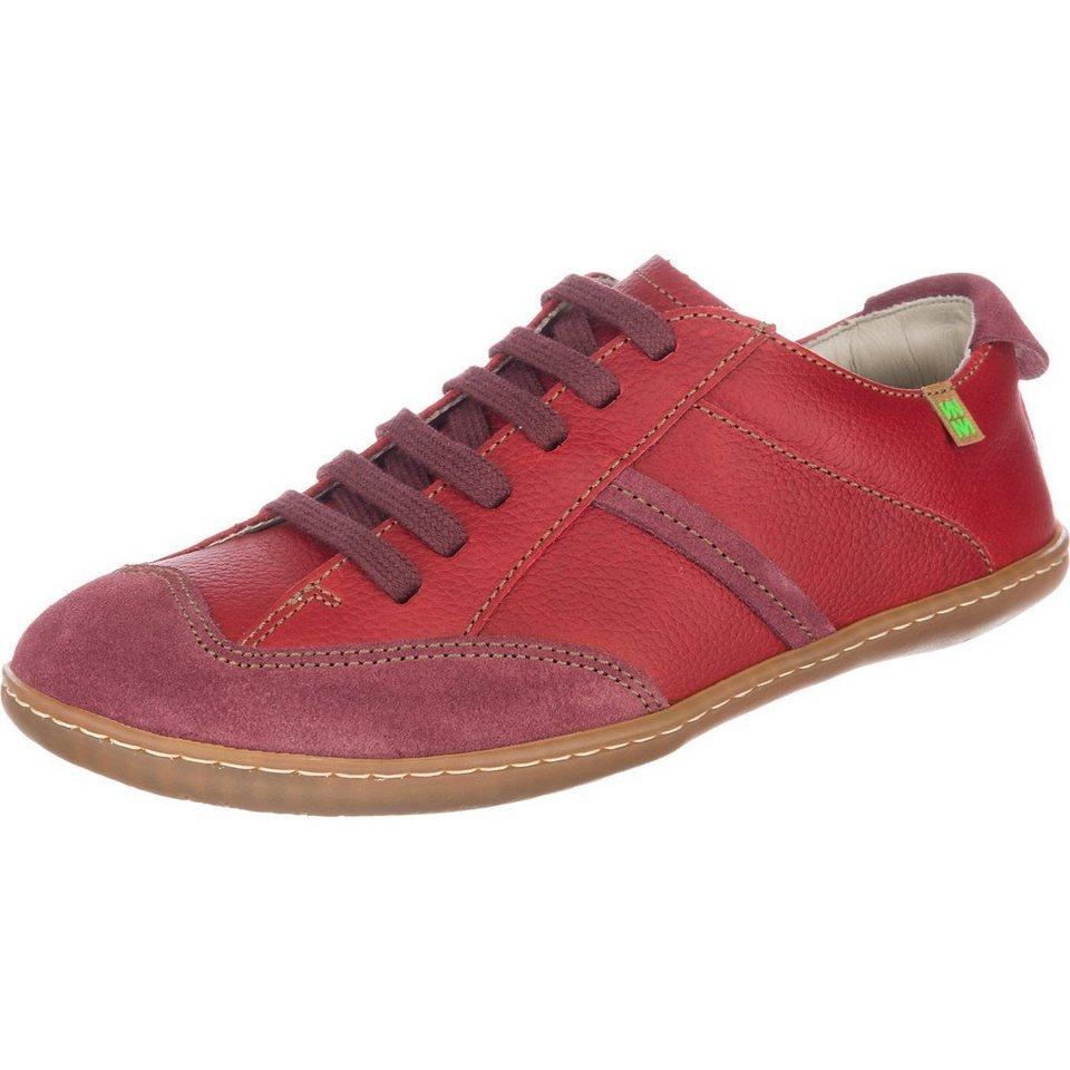EL NATURALISTA El Viajero Sneakers in rot-kombi