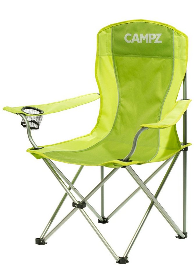 CAMPZ Camping-Stuhl »Chair« in grün