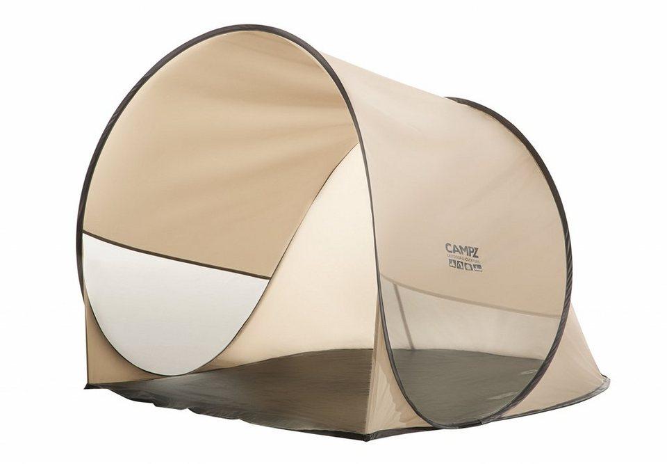 CAMPZ Zelt »PopUp Sunshelter« in beige