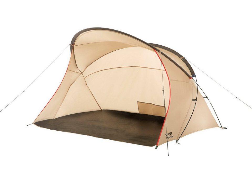 CAMPZ Zelt »Beachmule« in beige