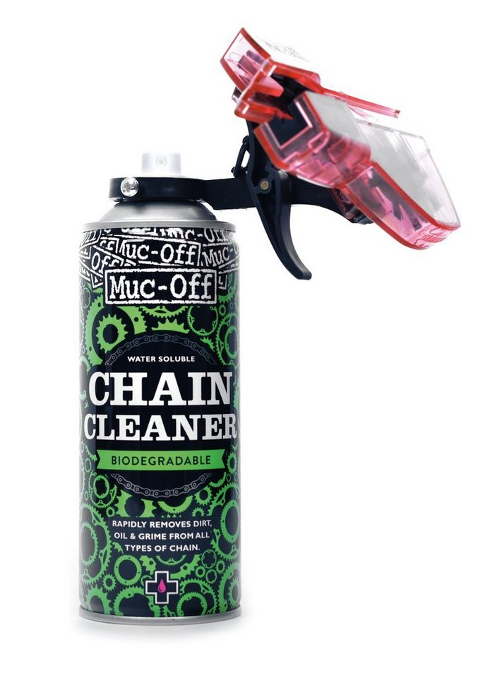 Muc-Off Fahrrad Reiniger »Chain Doc inklusive Chain Cleaner«