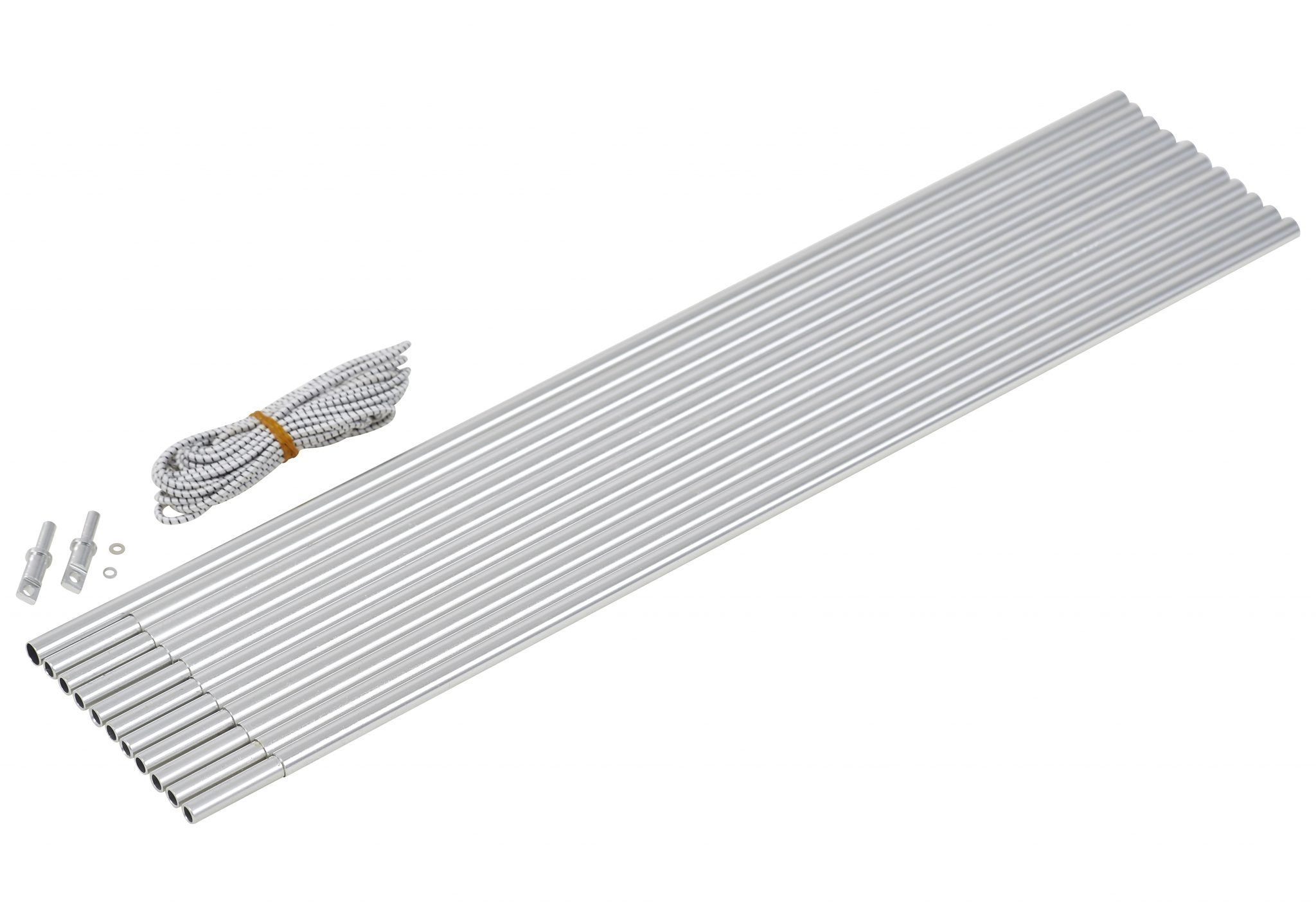 CAMPZ Zeltzubehör »Bogengestänge Alu 9,5mm/5,0m«