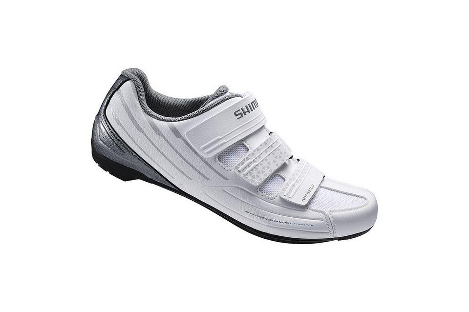 Shimano Fahrradschuh »SH-RP2W Schuhe Damen« in weiß