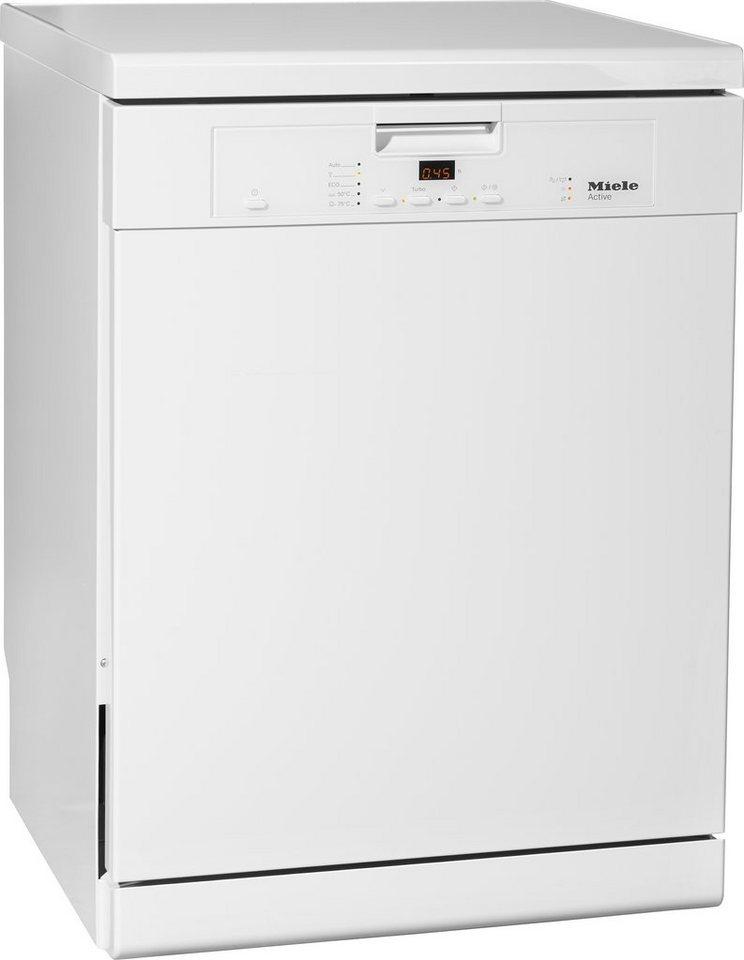 Miele Geschirrspüler G 4203 Active, A+, 13,5 Liter, 13 Maßgedecke in weiß