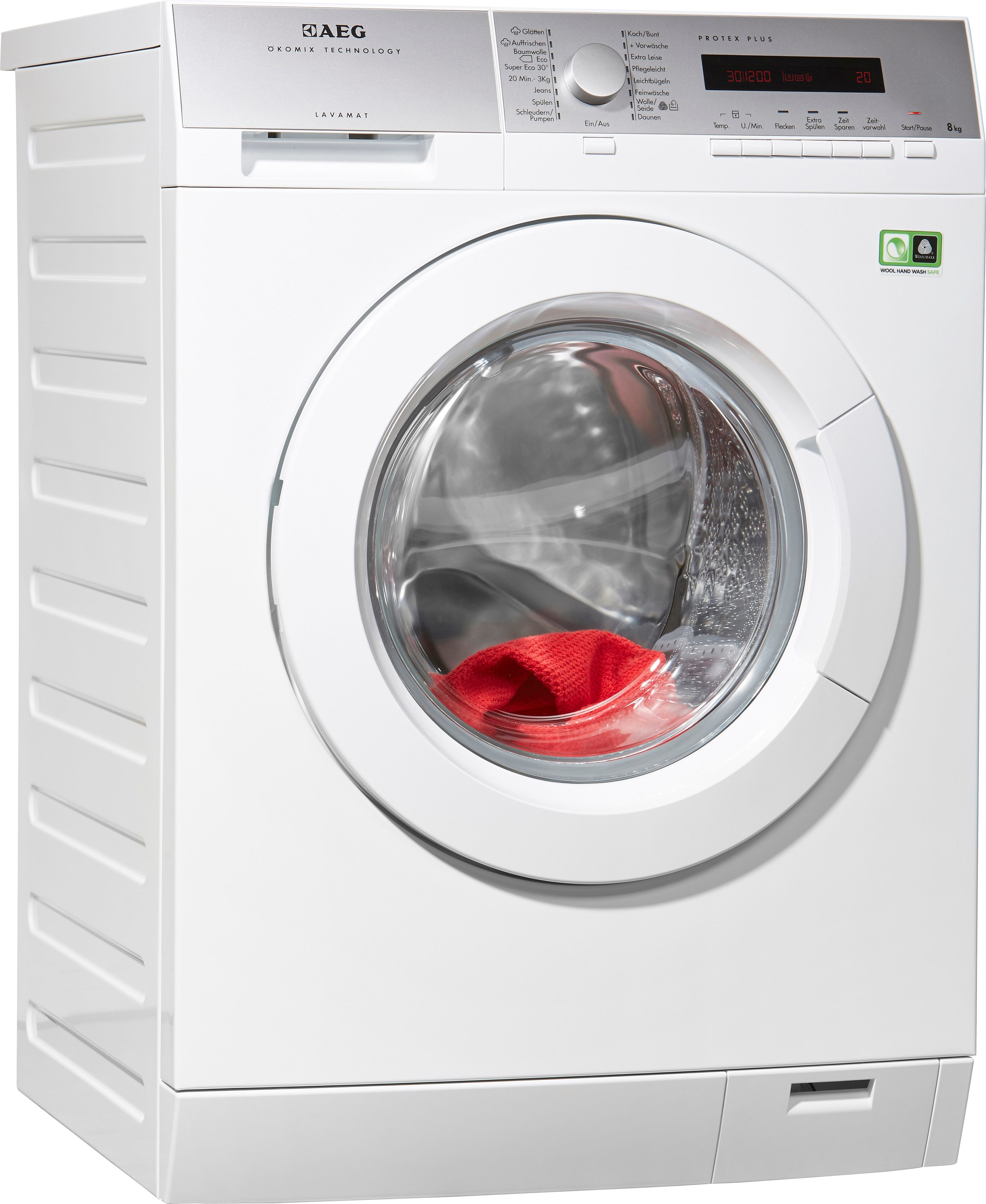 AEG Waschmaschine LAVAMAT L79685FL, 8 kg, 1600 U/Min
