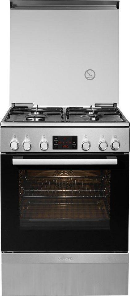 bosch gas standherd hgd745250 a 60 0 cm breit otto. Black Bedroom Furniture Sets. Home Design Ideas