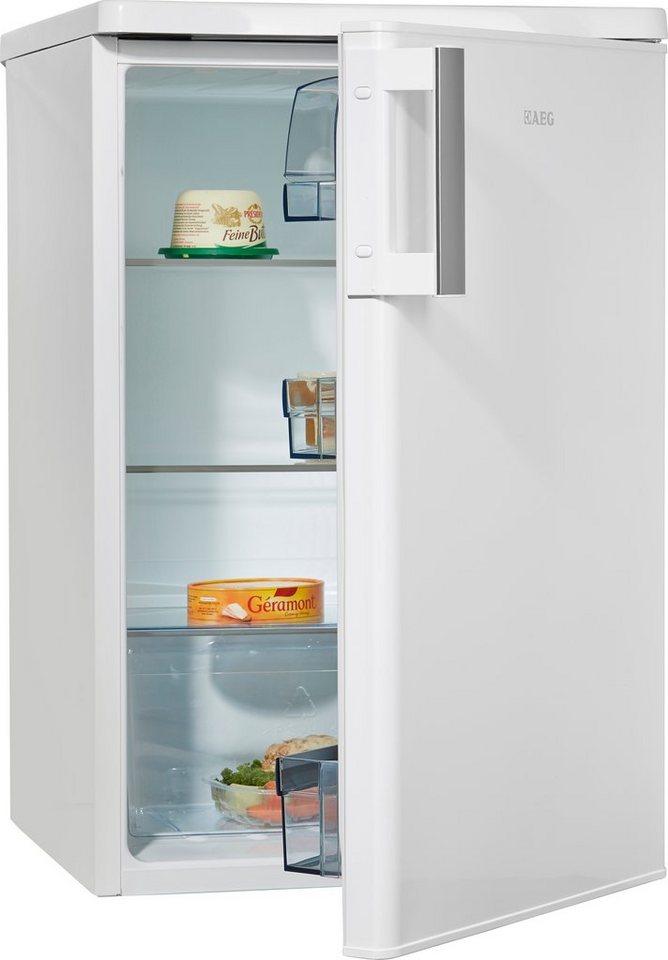AEG Tischkühlschrank S71500TSW2 / SANTO, Energieklasse A++, 55 cm breit